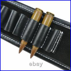 1 Set Leather Rifle Buttstock + Gun Sling For Marlin 1895,308MX, 336 USA Stock