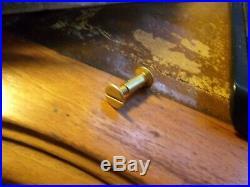 2 vintage leather cobra type rifle slings 1 Bianchi 64 tooled