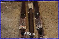 3 -Mossy Oak Hunt Mo-Mcs-Br Mason Creek Leather Rifle, Shotgun Sling