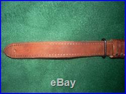 Arvo Ojala vintage rifle sling very rare
