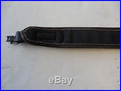Blaser Brown Leather Sling New Old Stock