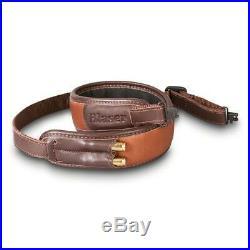Blaser Rifle Sling Leather Brown
