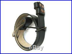 British 1871 Martini-henry Rifle Leather Sling Black X 10