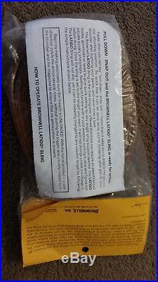 Brownells Latigo Sling Quick Set 1 Tan Leather 084-004-000 NEW