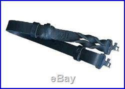 Bushcrafts Latigo Leather Rifle Sling USA Made