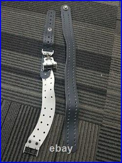 Centra shooting sling, leather