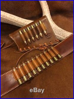 leather rifle sling » Blog Archive » Custom leather sling