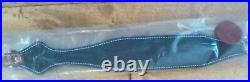 De Santis 2 3/4 Wide Henry Leather Rifle Sling, New in Original Packaging