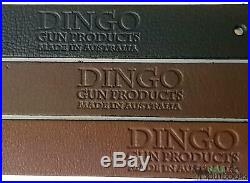 Dingo Gun Products Rifle SHEEPSKIN COBRA SLING withSwivels
