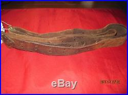 Five Original Leather Slings For The 1903, 1917, Trench Gun Or Garand Rifle