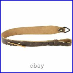 Galco Cordovan Leather RS9C Tapered Rifle Sling
