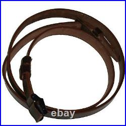 German Mauser K98 WWII Rifle Leather Sling x 10 UNITS Rr269