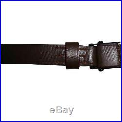 German Mauser K98 WWII Rifle Leather Sling x 10 UNITS xD503