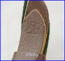 German Vintage Hunting Lined Leather Sling AKAH