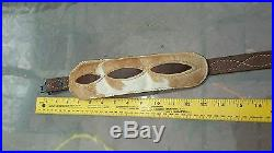 Harness Cowhide Leather Rifle Sling, 39 Long, USA