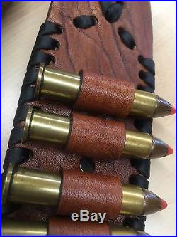 Handmade Leather Sling Ready To Ship Marlin 1895 Or Other 4570 Guns