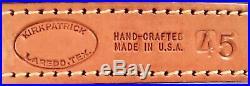 Kirkpatrick Leather Sling Vintage Made in USA