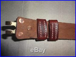 Krag Rifle Leather Sling Reproduction nT52210