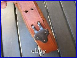 Leather Military M-1907 Rifle Sling