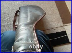 Leg Of Mutton Gun Case soft leather