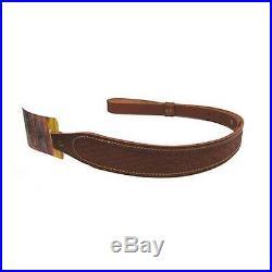 Lot 3 Hunter 27-138 Basketweave Cobra Rifle Sling Leather Tan