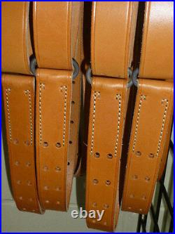 M1907 National Match Leather Rifle Sling NEW 58 FINEST SLING AVAILABLE! 1907 NM