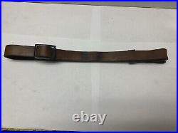 Marlin Leather Sling with Horse & Rider NEW OLD STOCK