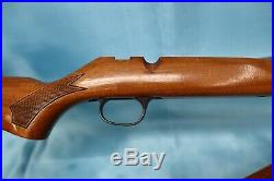 Marlin Model 783.22 Mag WMR Original Hardwood Checkered Stock with Leather Sling