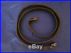 Mauser K-43 Rifle Leather Sling