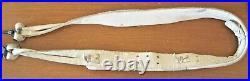 Muzzleloader Leather Sling, Sling Studs, Sling Swivels from a CVA Mt Rifle
