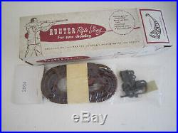 NIB Vintage Hunter Leather Rifle Sling USA