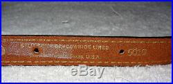 NOS Vintage Thomco Marquise Suede Rifle/Shotgun Sling Gun Strap (5019) USA
