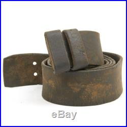 Original British Victorian Era Martini-Henry Rifle Leather Sling