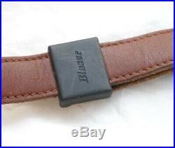 Original German Blaser HUnting Rifle Sling Leather
