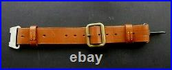 PARKER HALE LEATHER RIFLE SLING target shooting strap small bore bsa smle