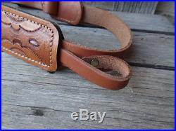 Leather Sling With Thumb Loop 51