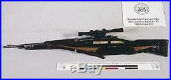 RARE Lee Harvey Oswald USAF M13 Leather Rifle Sling JFK/Kennedy Assassination