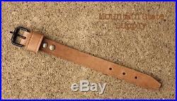 Russian Mosin Nagant 1891 m91 m91/30 m91/59 Rifle Sling Leather Dog Collar Strap