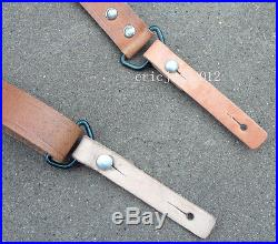 Surplus Original Chinese China army PLA Leather SKS AK Sling-D141