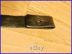 Swiss Military Schmidt Rubin 1911 Leather Rifle Sling Original WWI
