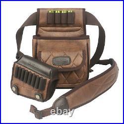 Tourbon Rifle Ammo Holder Cheek Rest Raiser+Gun Sling+Bullet Pack Hunting in USA