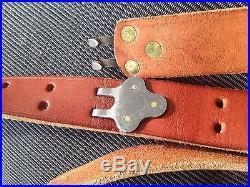 Turner Saddlery CMP National Match M1907 Leather sling 48 M1 Garand
