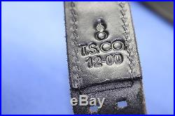 Turner Saddlery Leather GI Style Rifle Sling