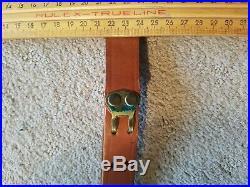 U. S. Springfield Rifle WWI 1907 Pattern Leather Sling