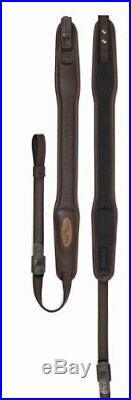 Vero Vellini Premium Leather II QR Rifle Sling Brown