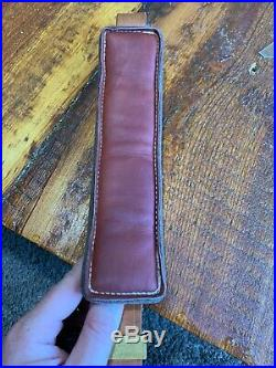 Vintage Al Freeland Leather Armcuff Shooting Sling. Excellent Condition