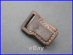 WWII Era 98k WWII German Mauser rifle leather sling for K 98 K98 G43