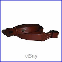 WWII German Mauser 98K Rifle Sling K98 Mid Brown Repro x 10 UNITS C643