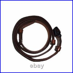 WWII German Mauser 98K Rifle Sling K98 Mid Brown Repro x 10 UNITS z737