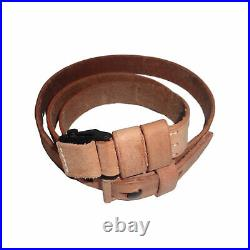 WWII German Mauser 98K Rifle Sling K98 Natural Color Reproduction x 10 UNITS Kd2